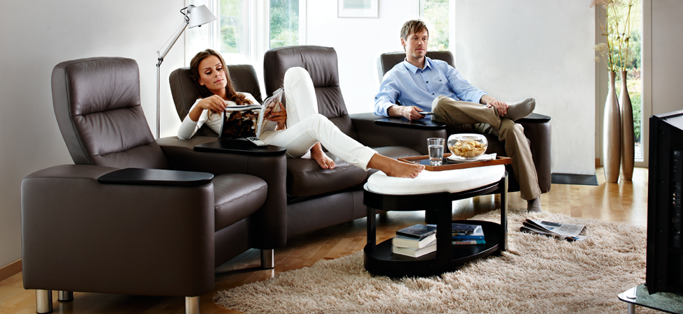 Home cinema for Poltrone stressless