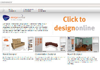 Click to design your Ekornes online in a new window